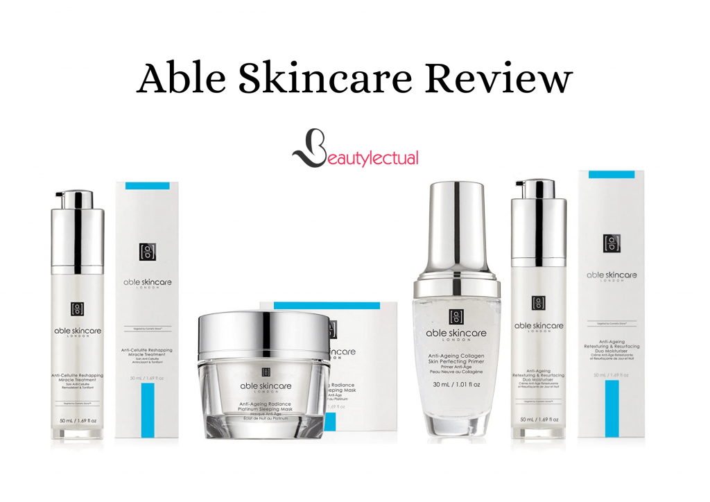 Able Skincare Reviews