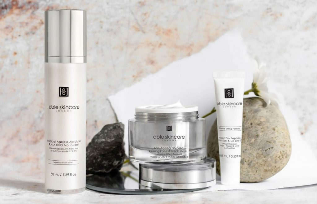 able skincare product reviews