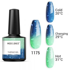 Temperature Color Changing
