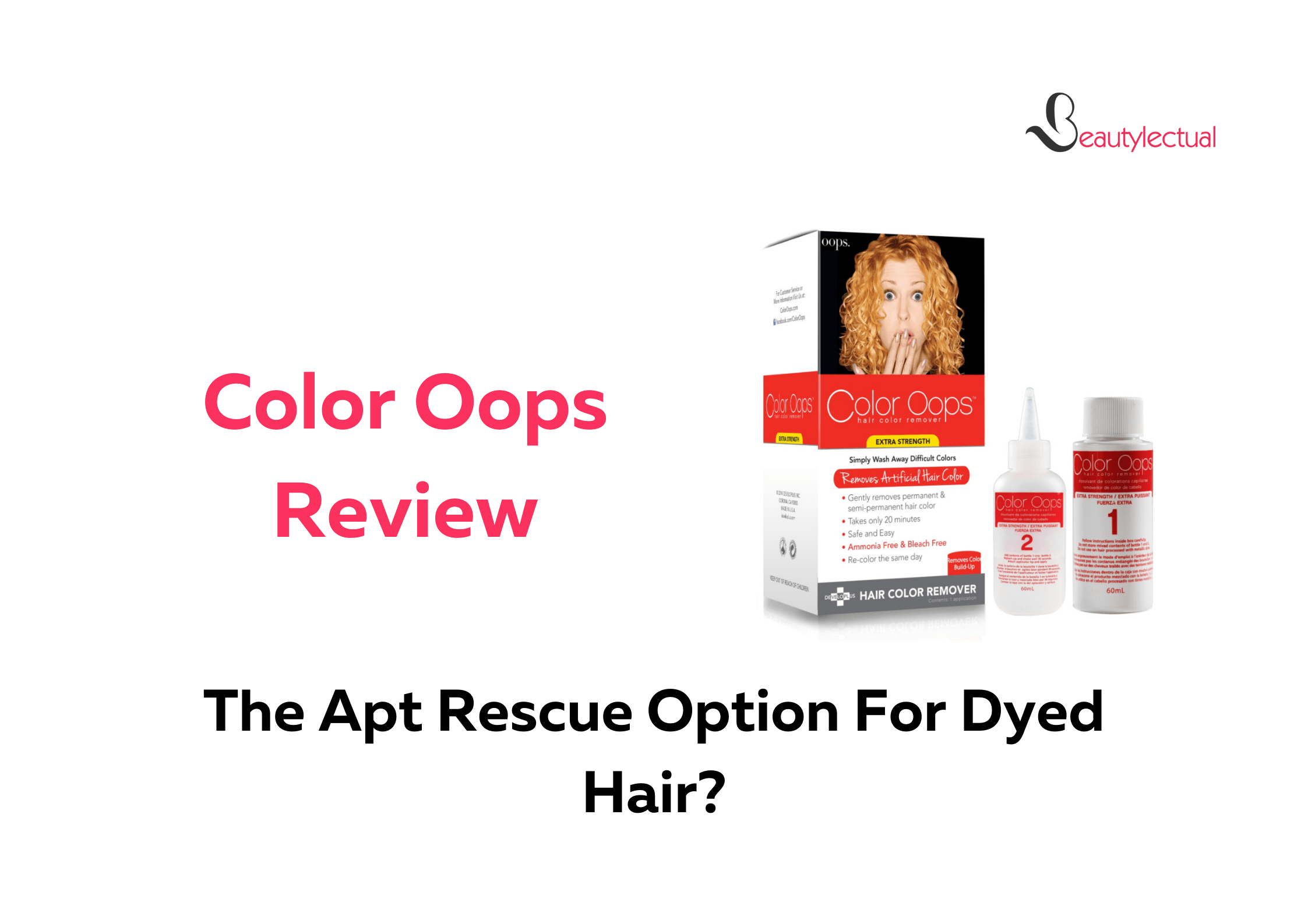 Color Oops Review